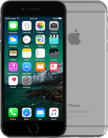 leapp Refurbished iPhone 6 64GB